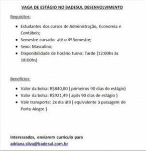 badesul_oficio_estagio_28072015