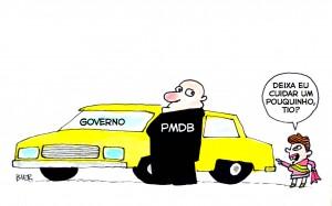 PMDB ganha mais ministérios
