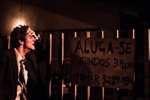 """Fernando Alves Pinto em """"Para Minha Amada Morta"""""""