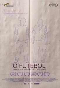 """Poster do filme """"O Futebol""""."""